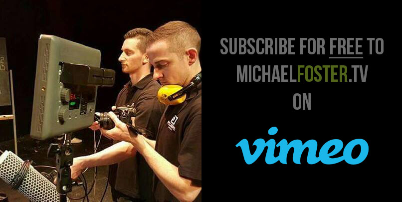 Subscribe to Michael Foster.tv on Vimeo