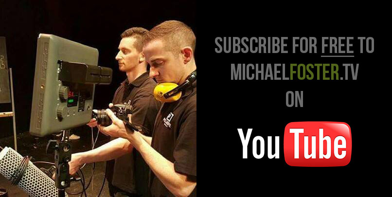 Subscribe to Michael Foster.tv on Youtube